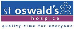 St Oswalds Hospice Logo